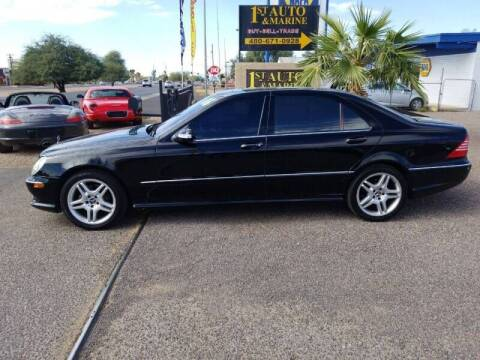 2006 Mercedes-Benz S-Class for sale at 1ST AUTO & MARINE in Apache Junction AZ