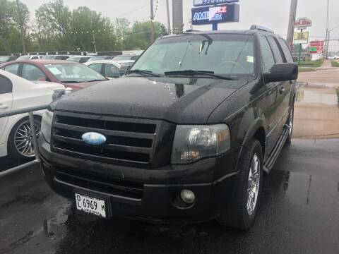 2007 Ford Expedition for sale at American Motors Inc. - Belleville in Belleville IL
