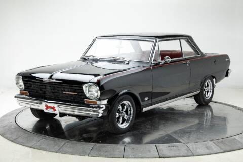 1962 Chevrolet Nova for sale at Duffy's Classic Cars in Cedar Rapids IA