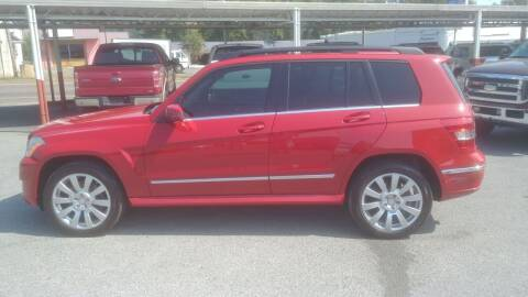 2010 Mercedes-Benz GLK for sale at Lewis Used Cars in Elizabethton TN