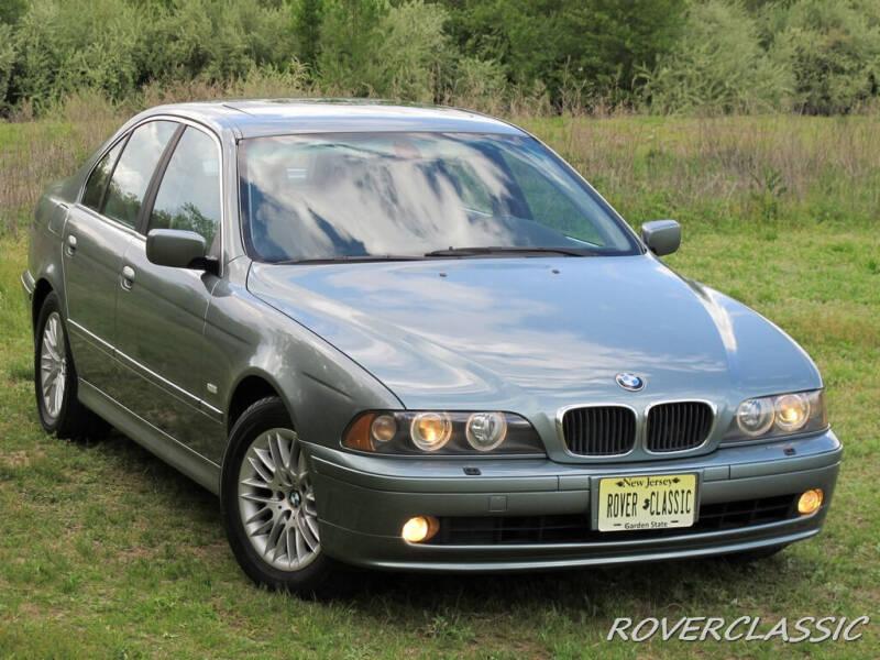 2002 BMW 5 Series for sale in Cream Ridge, NJ