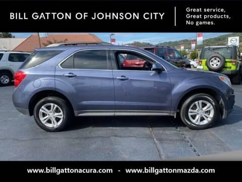 2013 Chevrolet Equinox for sale at Bill Gatton Used Cars - BILL GATTON ACURA MAZDA in Johnson City TN