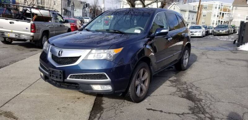 2011 Acura MDX for sale at Motor City in Roxbury MA