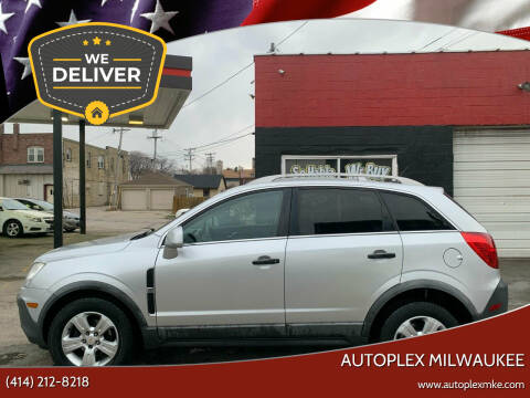 2013 Chevrolet Captiva Sport for sale at Autoplex 2 in Milwaukee WI