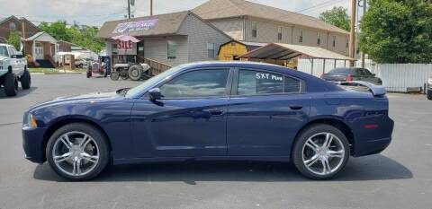 2014 Dodge Charger for sale at Ritz Auto Sales, LLC in Paintsville KY