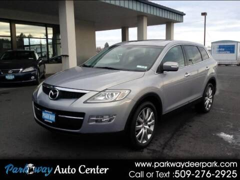 2008 Mazda CX-9 for sale at PARKWAY AUTO CENTER AND RV in Deer Park WA