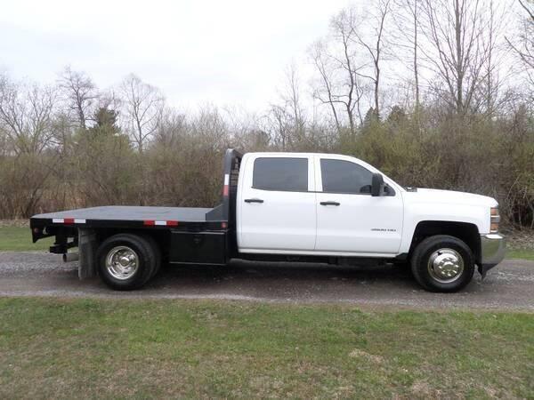 2015 Chevrolet Silverado 3500HD for sale at Apex Auto Sales LLC in Petersburg MI