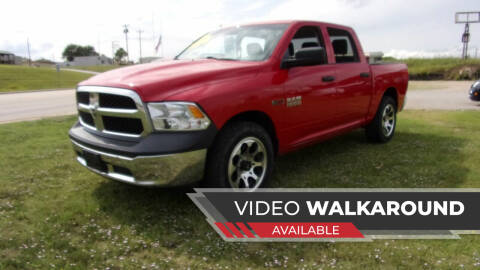 2016 RAM Ram Pickup 1500 for sale at 6 D's Auto Sales MANNFORD in Mannford OK