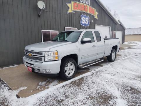 2013 Chevrolet Silverado 1500 for sale at CARS ON SS in Rice Lake WI