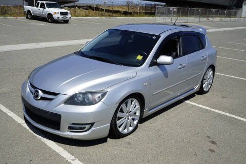 2008 Mazda MAZDASPEED3 for sale at Sports Plus Motor Group LLC in Sunnyvale CA