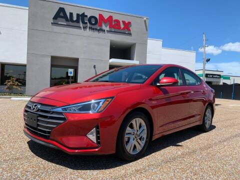 2019 Hyundai Elantra for sale at AutoMax of Memphis - V Brothers in Memphis TN