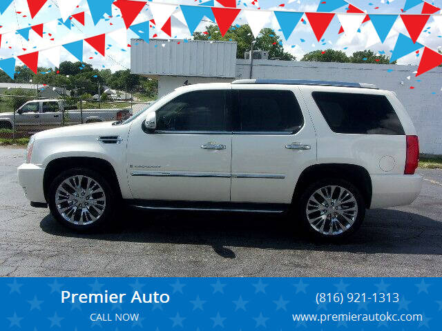 2008 Cadillac Escalade for sale at Premier Auto in Independence MO