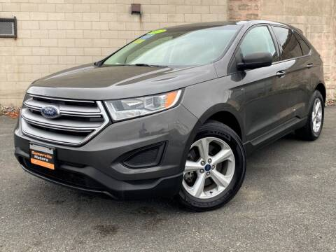 2017 Ford Edge for sale at Somerville Motors in Somerville MA