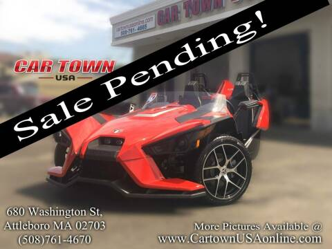 2016 Polaris Slingshot for sale at Car Town USA in Attleboro MA