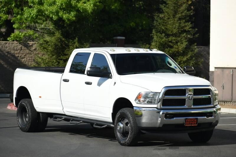 2016 RAM Ram Pickup 3500 for sale at Sac Truck Depot in Sacramento CA