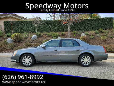 2008 Cadillac DTS for sale at Speedway Motors in Glendora CA