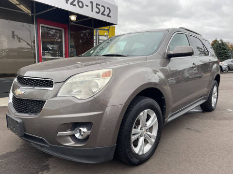 2011 Chevrolet Equinox for sale at Mainstreet Motor Company in Hopkins MN