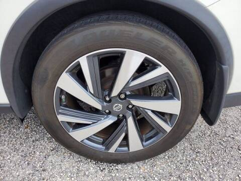 2018 Nissan Murano for sale at GATOR'S IMPORT SUPERSTORE in Melbourne FL