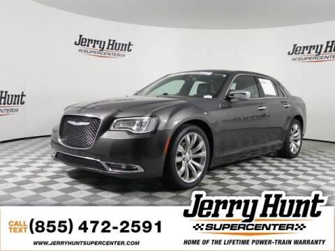 2018 Chrysler 300 for sale at Jerry Hunt Supercenter in Lexington NC