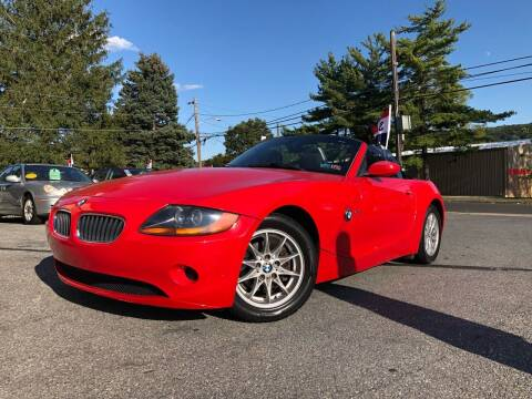 2004 BMW Z4 for sale at Keystone Auto Center LLC in Allentown PA