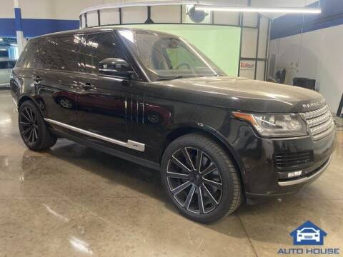 2014 Land Rover Range Rover for sale at Curry's Cars Powered by Autohouse - Auto House Scottsdale in Scottsdale AZ