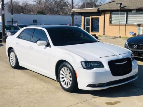 2015 Chrysler 300 for sale at Safeen Motors in Garland TX