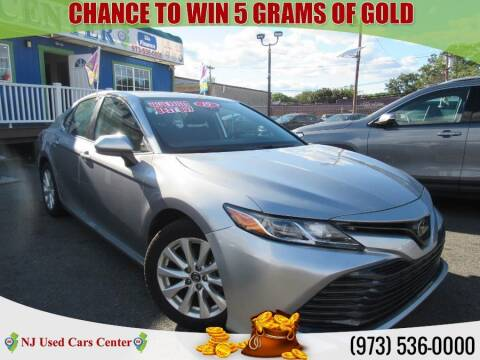 2019 Toyota Camry for sale at New Jersey Used Cars Center in Irvington NJ