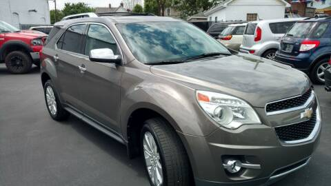 2010 Chevrolet Equinox for sale at Graft Sales and Service Inc in Scottdale PA