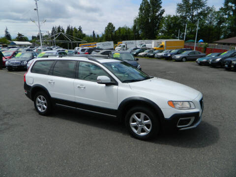 2008 Volvo XC70 for sale at J & R Motorsports in Lynnwood WA