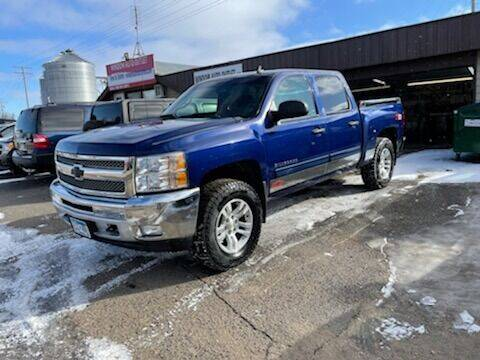 2013 Chevrolet Silverado 1500 for sale at WINDOM AUTO OUTLET LLC in Windom MN