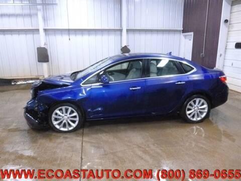 2013 Buick Verano for sale at East Coast Auto Source Inc. in Bedford VA