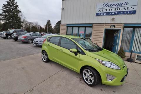 2012 Ford Fiesta for sale at Danny's Auto Deals in Grafton WI