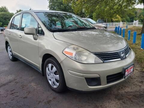 2008 Nissan Versa for sale at Lake Ridge Auto Sales in Woodbridge VA