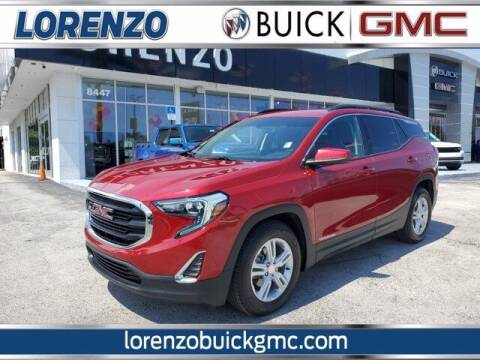 2019 GMC Terrain for sale at Lorenzo Buick GMC in Miami FL