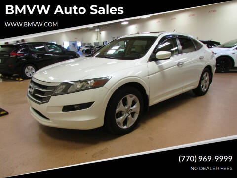 2010 Honda Accord Crosstour for sale at BMVW Auto Sales in Union City GA