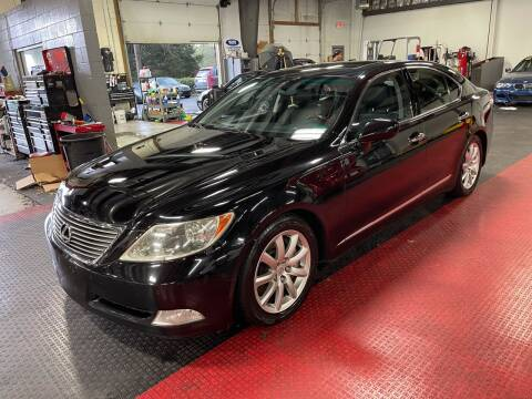 2009 Lexus LS 460 for sale at Weaver Motorsports Inc in Cary NC