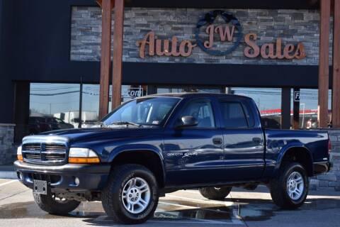 2001 Dodge Dakota for sale at JW Auto Sales LLC in Harrisonburg VA