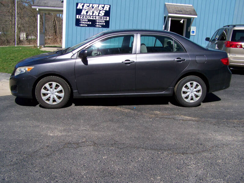 2010 Toyota Corolla for sale at Keiter Kars in Trafford PA