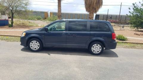 2014 Dodge Grand Caravan for sale at Ryan Richardson Motor Company in Alamogordo NM