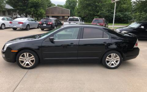 2007 Ford Fusion for sale at 6th Street Auto Sales in Marshalltown IA