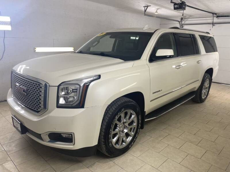 2015 GMC Yukon XL for sale at 4 Friends Auto Sales LLC in Indianapolis IN