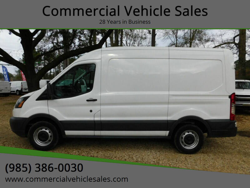 2018 Ford Transit Cargo for sale at Commercial Vehicle Sales in Ponchatoula LA