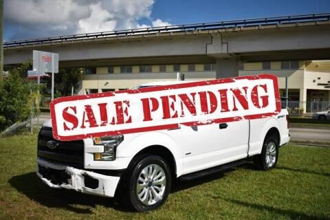2016 Ford F-150 for sale at STS Automotive - Miami, FL in Miami FL