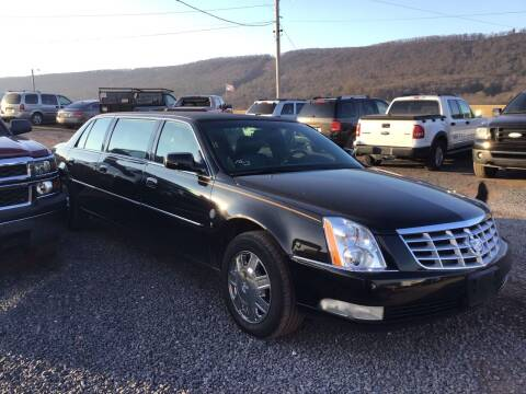 2007 Cadillac Proffessional Chass for sale at Troys Auto Sales in Dornsife PA