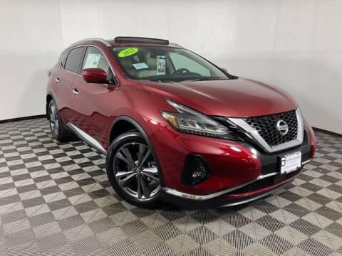 2021 Nissan Murano for sale at Virtue Motors in Darlington WI