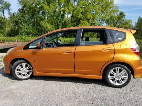 2009 Honda Fit for sale at Auto Link Inc in Spencerport NY