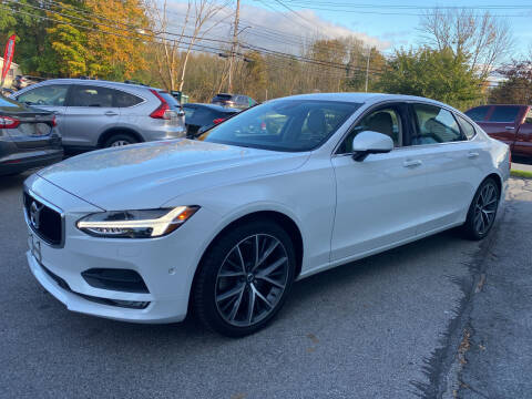 2018 Volvo S90 for sale at COUNTRY SAAB OF ORANGE COUNTY in Florida NY