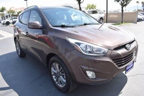 2015 Hyundai Tucson for sale at DIAMOND VALLEY HONDA in Hemet CA