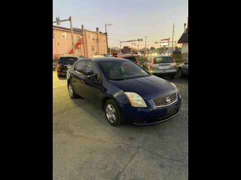 2007 Nissan Sentra for sale at Persing Inc in Allentown PA