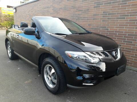 2011 Nissan Murano CrossCabriolet for sale at South Tacoma Motors Inc in Tacoma WA